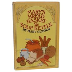 Mary's Bread Basket & Soup Kettle