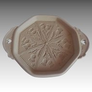 Brown Bag Art Scottish Thistle Shortbread Pan