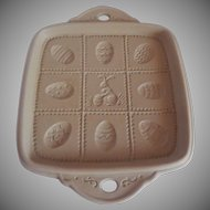 Brown Bag Cookie Art Easter Shortbread Mold
