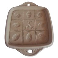 Brown Bag Cookie Art Easter Shortbread Mold