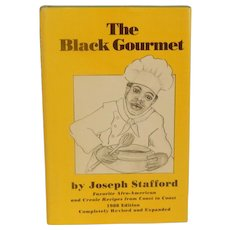 The Black Gourmet by Joseph Stafford