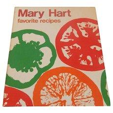 Mary Hart Favorite Recipes 1979