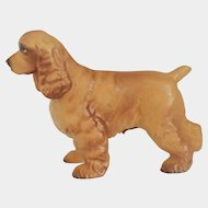 Hagen -Renaker Cocker Spaniel Dog Figurine