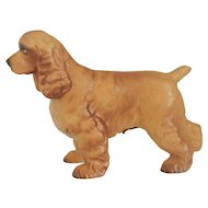 Hagen -Renaker Cocker Spaniel Dog Figurine