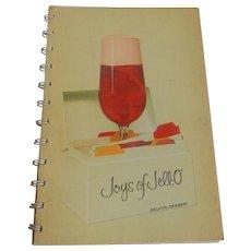 Joys Of Jell-o Gelatin Dessert