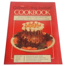 The Culinary Arts Institute Cookbook 1985