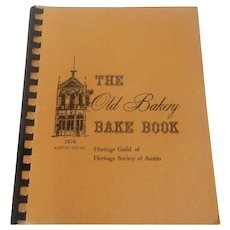 The Old Bakery Bake Book