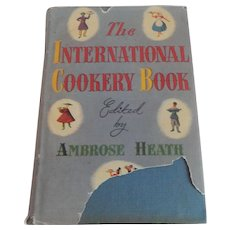 The International Cookery Book