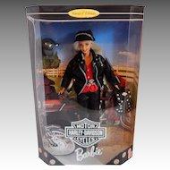 Harley -Davidson Barbie by Mattel Toys