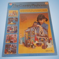 Whitman The Country Playhouse Unused 1978