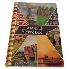 A Taste Of Tennessee Cookbook