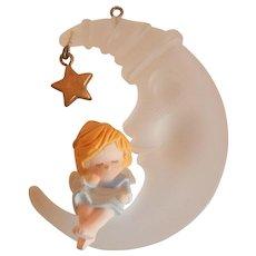 Hallmark Keepsake A Heavenly Nap 1980 Ornament