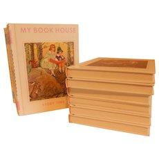 My Book House 12 Volume Set