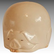 Fitz and Floyd Porky Pig Bank