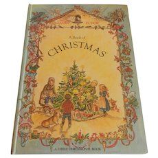 Tasha Tudor A Book of Christmas
