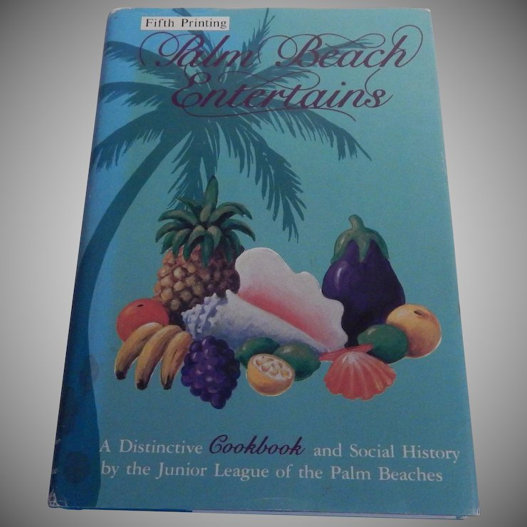 Palm Cook Book