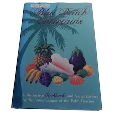 Palm Beach Entertains Cookbook