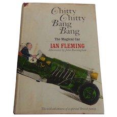 Chitty Chitty Banag Bang by Ian Fleming