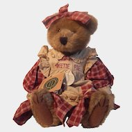Aunt Beckys Bearchild Boyds Bear