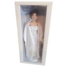 Franklin Mint Jackie Kennedy Onassis Vinyl Doll