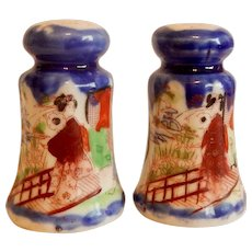 Japanese Salt and Pepper Shakers