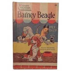 Wonder Books Barney Beagle