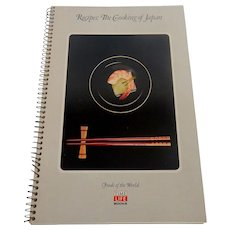 Time Life Books Recipes: The Cooking of Japan