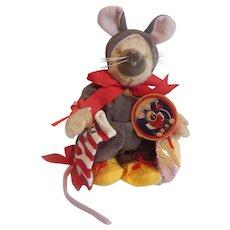 Muffy Vanderbear Mouse Twas the Night Bearfore Christmas