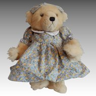 Hand Made Karen Norfolk Bear