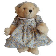Hand Made Karen Norfolk Bear