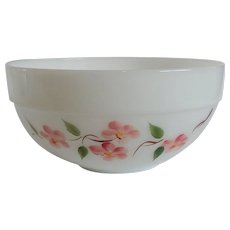 Fire King Gay Fad Mixing Bowl