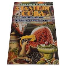 A Taste Of Cuba linette Creen