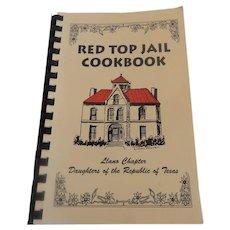 Red Top Jail Cookbook Llano Texas