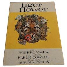 Tiger Flower By Robert Vavra  Fleur Cowles