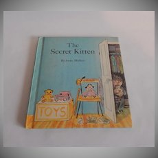 The Secret Kitten by Anne Mallett