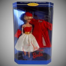 Silken Fame Barbie Doll