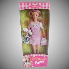 Sweet Moments Barbie by Mattel