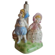 Children's Ceramic Lamp Base