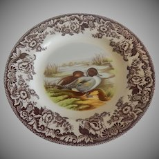 Spode Woodland Pintail Dinner Plate