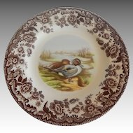 Spode Woodland Pintail Salad Plate