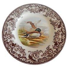Spode Woodland Mallard Dinner Plate