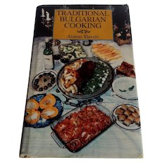 Traditional Bulgarian Cooking by Atanas Slavov