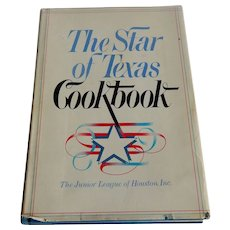 The Star of Texas Cookbook The Junior League of Houston