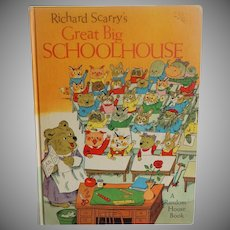 Richard Scarry's Great Big School House