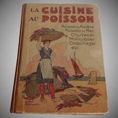 La Cuisine Au Poisson French Cookbook