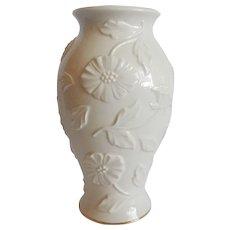 Lenox Poppy Porcelain Vase