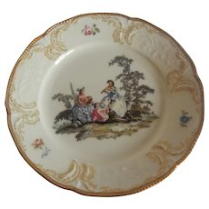 Rosenthal Group Classic Rose Collection Plate