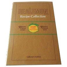 Realemon Recipe Collection 50 Golden Anniversary