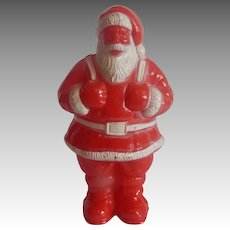 Irwin Santa Claus Candy Container