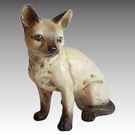 UCTCI  Siamese Cat Figurine